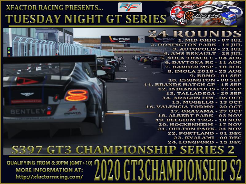 GT3 Championship S2