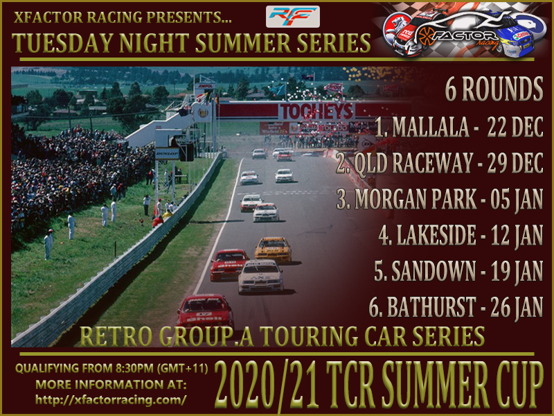 TCR Cup 2021